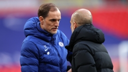 Thomas Tuchel came out on top against Pep Guardiola at Wembley