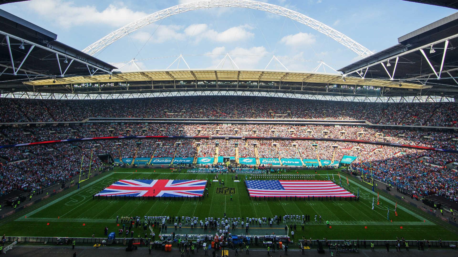 London Games 2021 Nfl