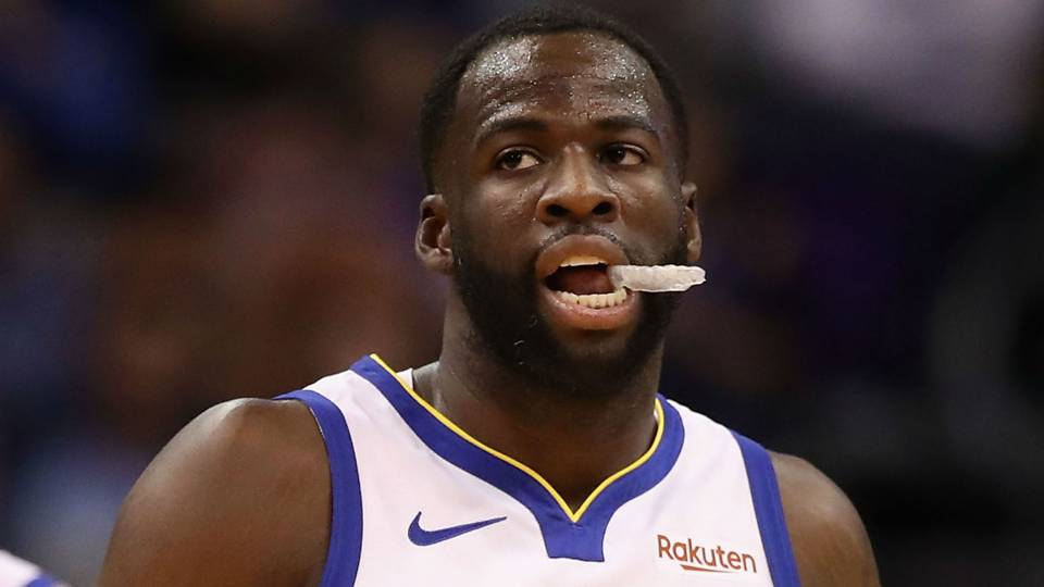 NBA playoffs 2019: Draymond Green defends Amir Johnson, Joel Embiid after cellphone incident