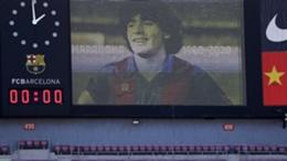 Barcelona will play Boca Juniors in a match to honour Diego Maradona