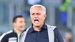 Jose Mourinho's Roma battled to a 1-0 win over Udinese