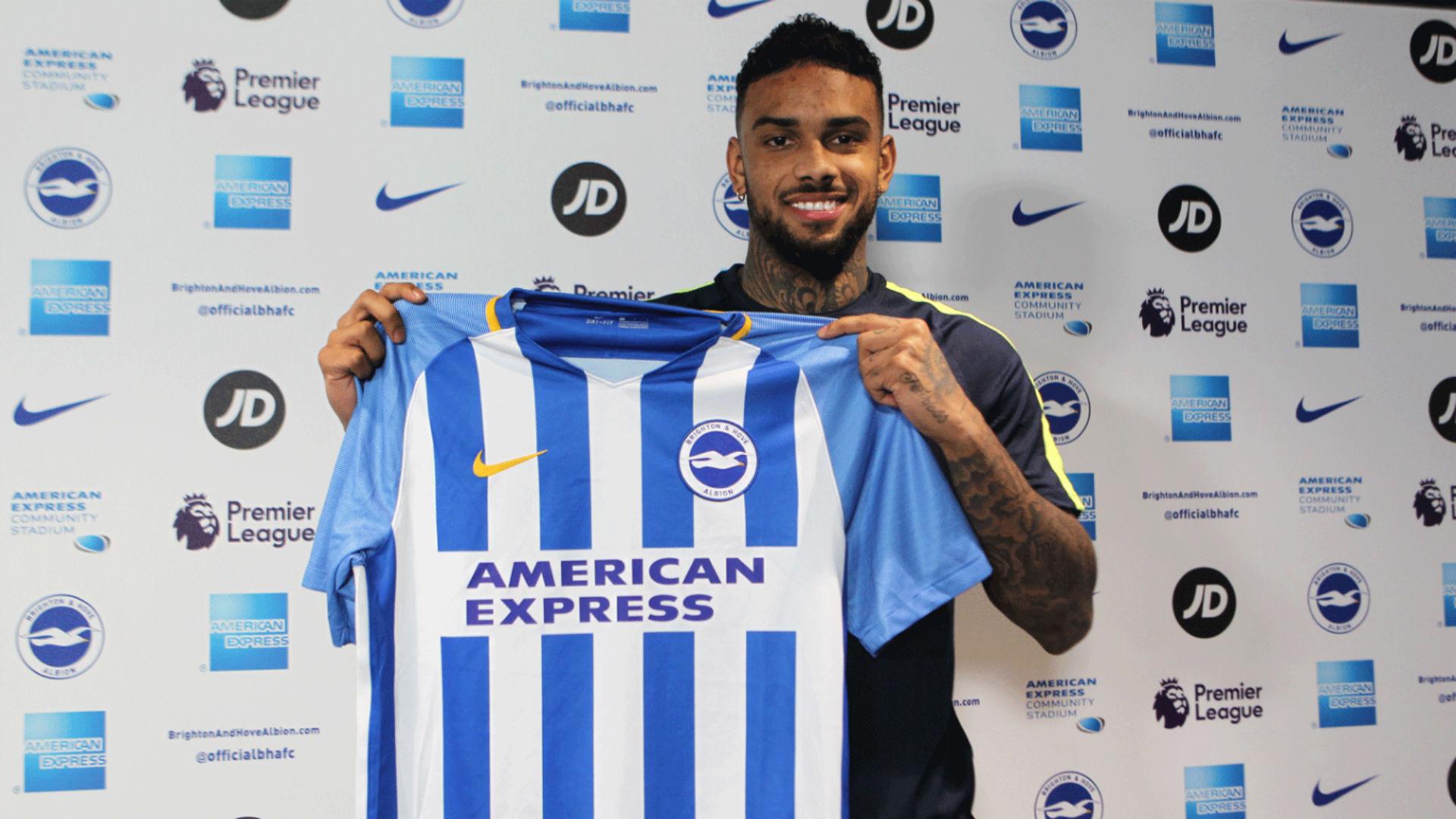 Chris Hughton gets a new striker at Brighton for club record fee