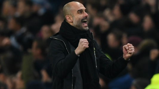 Guardiola sets 10-game title target while ruling out striker raid