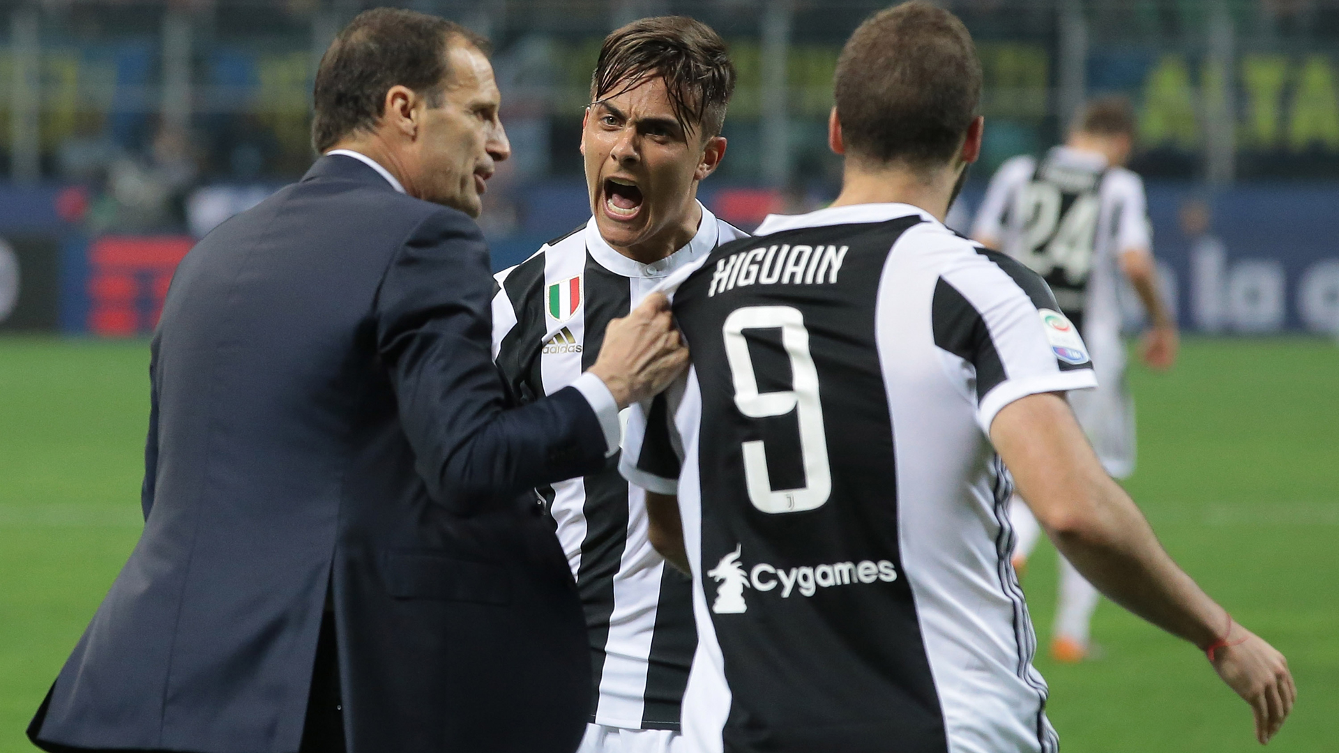 Serie A pendulum swings Juve's way after stunning Inter comback