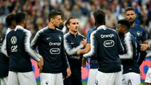 France's Euro 2020 qualifier with Albania delayed after wrong national anthem played
