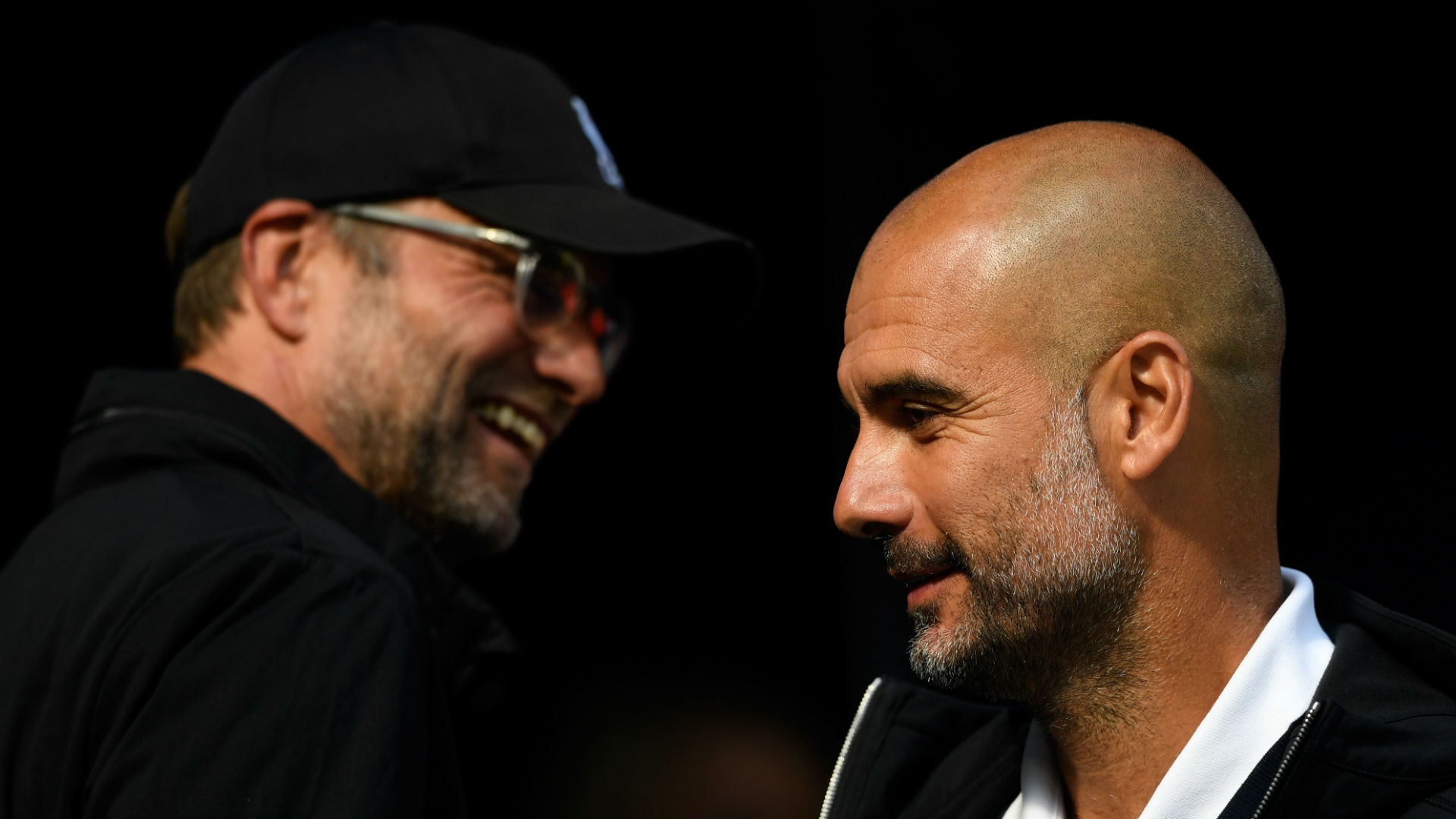 Liverpool boss Jurgen Klopp insists Man City remain the team to beat