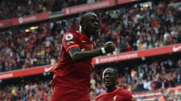 Sadio Mane scored his 100th Liverpool goal on Saturday