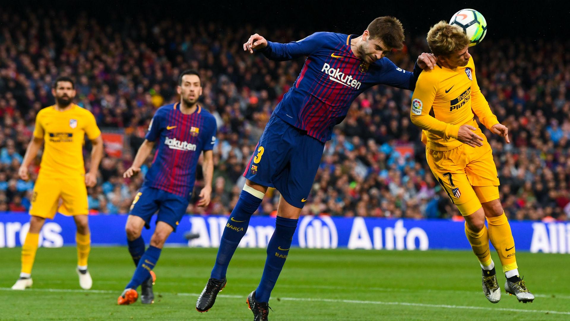 Le refus de Griezmann passe très mal au Barça, Piqué visé