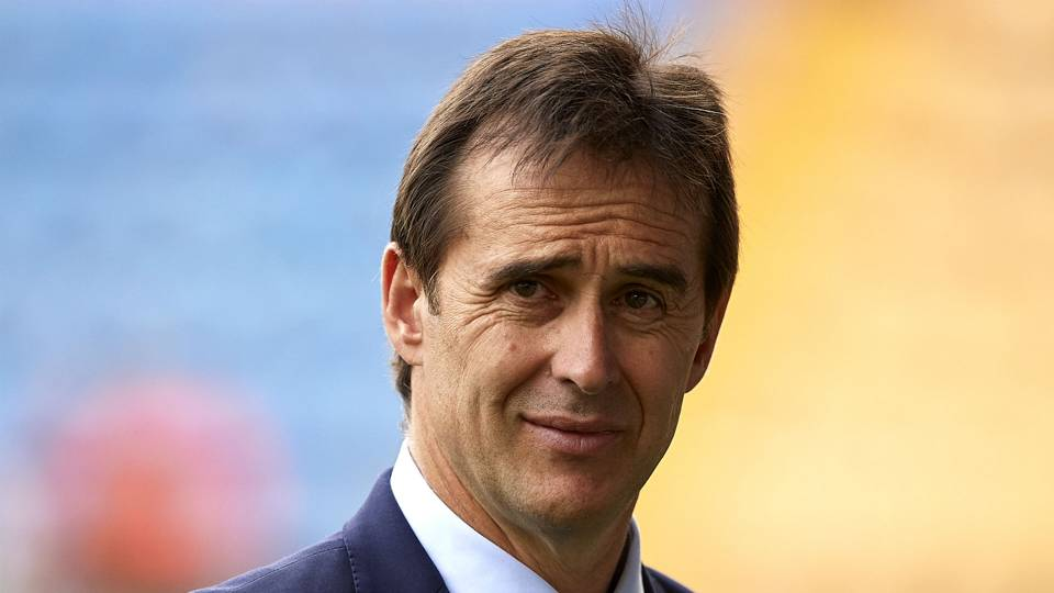 World Cup 2018: Sacked Spain coach Julen Lopetegui mum as he departs Russia