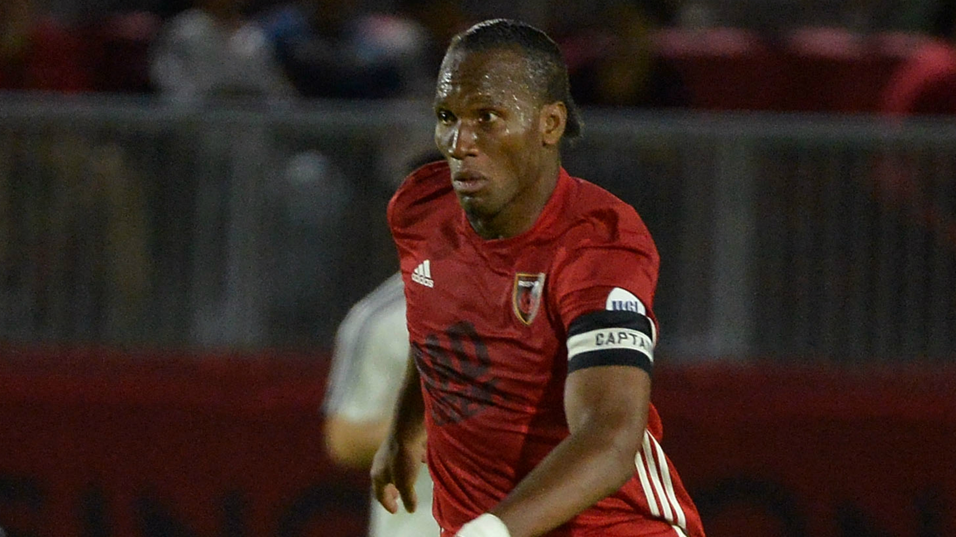 Phoenix Rising's Drogba scores free-kick goal from over 30 yards out