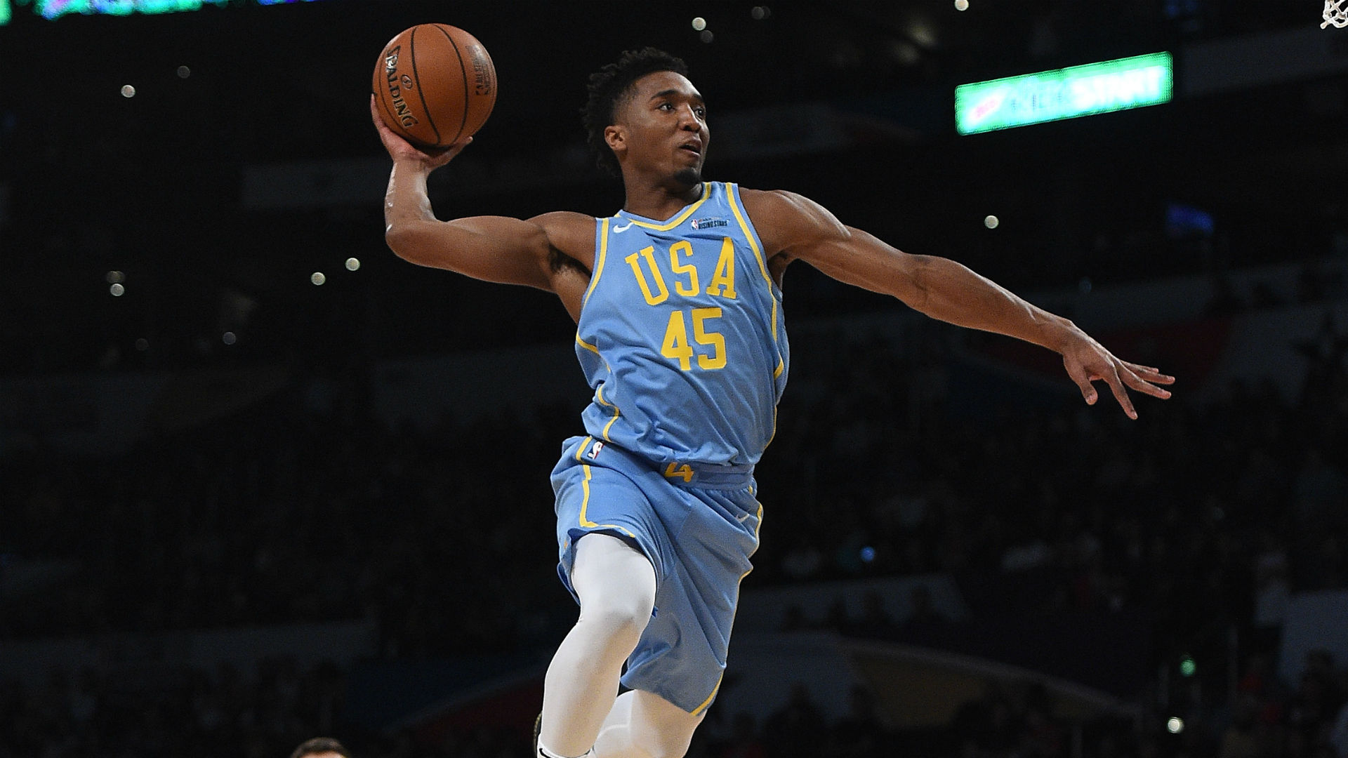 the best attitude 68cac 3eacc NBA releases Rising Stars Challenge rosters | Sporting News