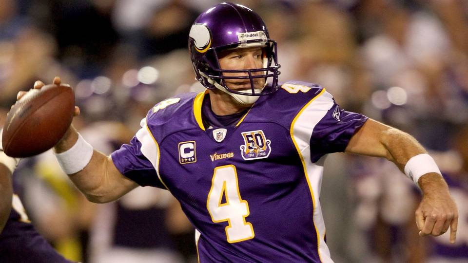 favre quarterbacks