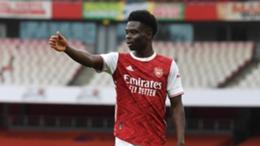 Versatile Arsenal teenager Bukayo Saka