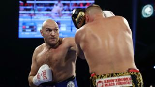 Tyson Fury - cropped