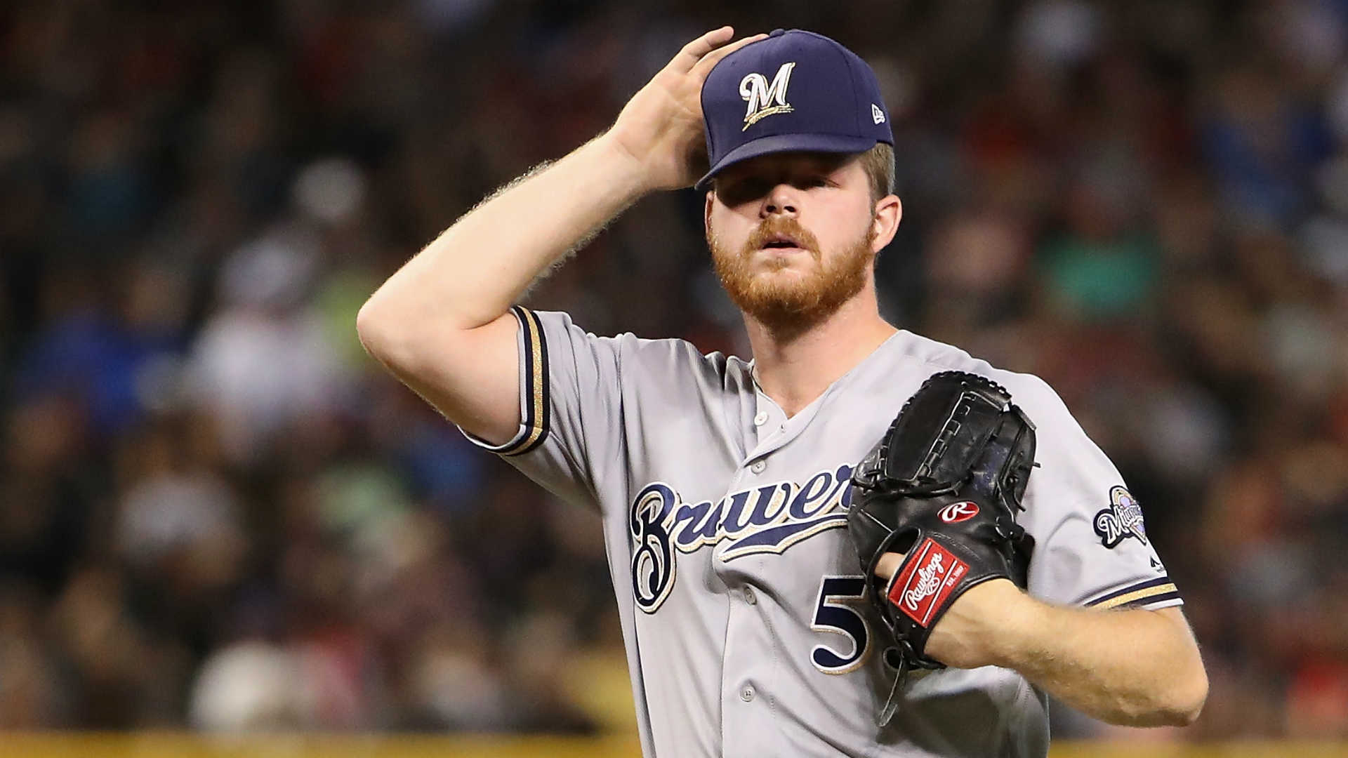 Brandon Woodruff injury update: Brewers ace (oblique) to have MRI, headed to IL