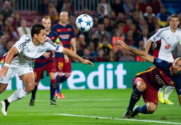 Mascherano: Barcelona's never say die attitude made difference against Leverkusen