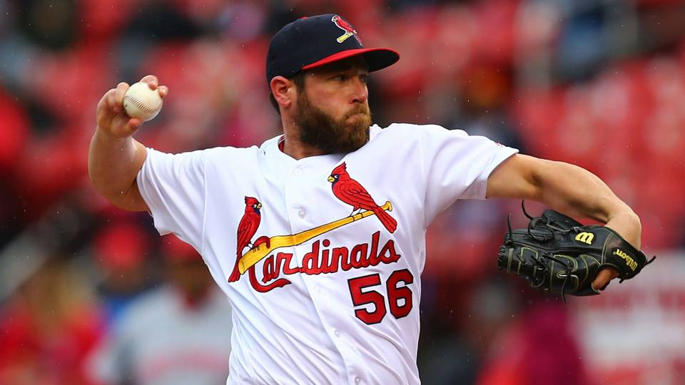 Cardinals expected to release pitcher Greg Holland, report says