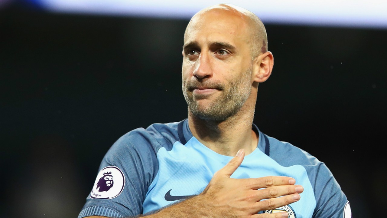 Premier League West Ham s Pablo Zabaleta eyes trophies