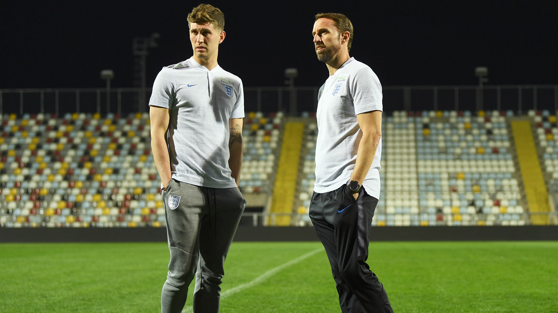 Nations League: Gareth Southgate explains England defensive changes