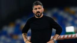Gennaro Gattuso has been sacked by Napoli