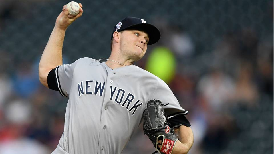 MLB trade rumors: Yankees still discussing dealing starter Sonny Gray to Padres