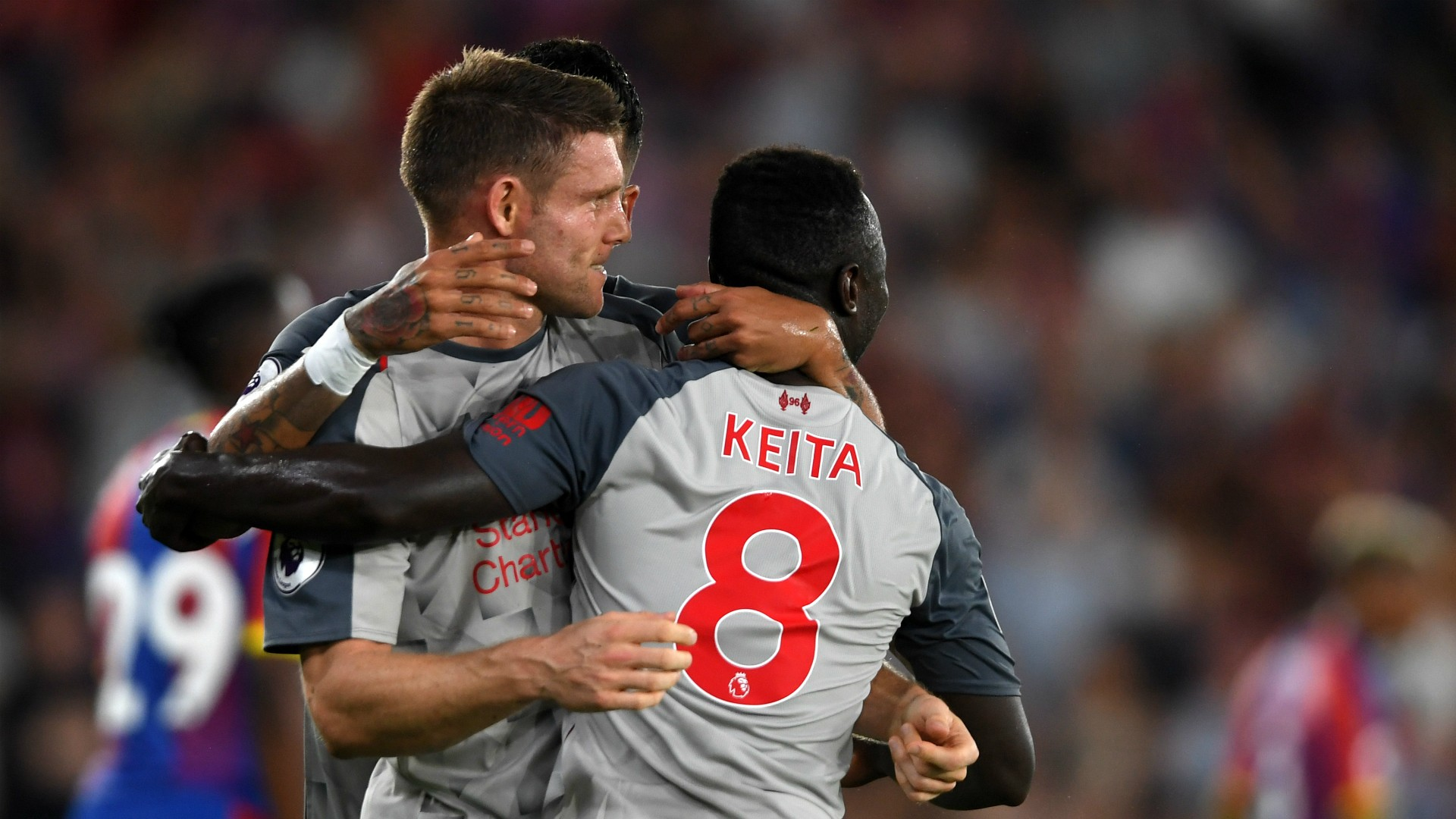 BPL (2018-2019) Report: Crystal Palace 0 Liverpool 2 - Milner and Mane secure victory at Selhurst Park