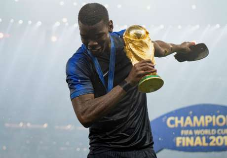 Mourinho challenges Pogba after World Cup heroics