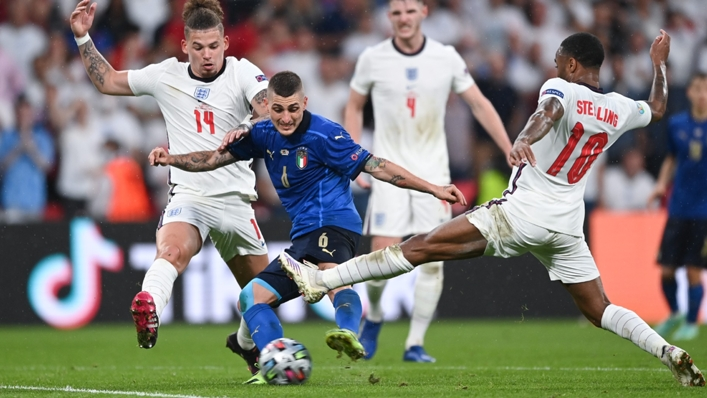 Marco Verratti was key to turning the Euro 2020 final in Italy's favour