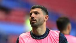Sergio Aguero will miss around two months due to a calf injury