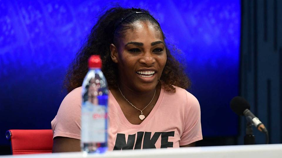 WATCH: Serena Williams posts touching video to mark Breast Cancer Awareness month