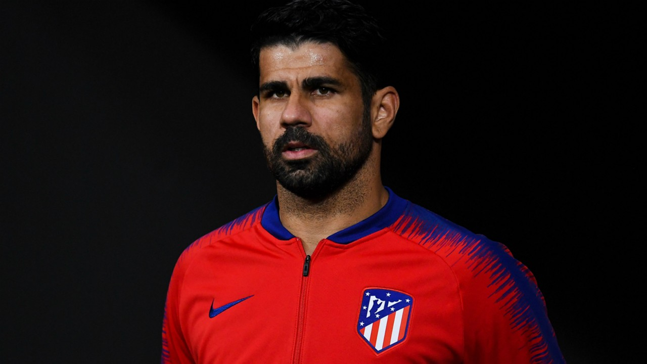 Diego Simeone glad to have Diego Costa back for Atletico Madrid