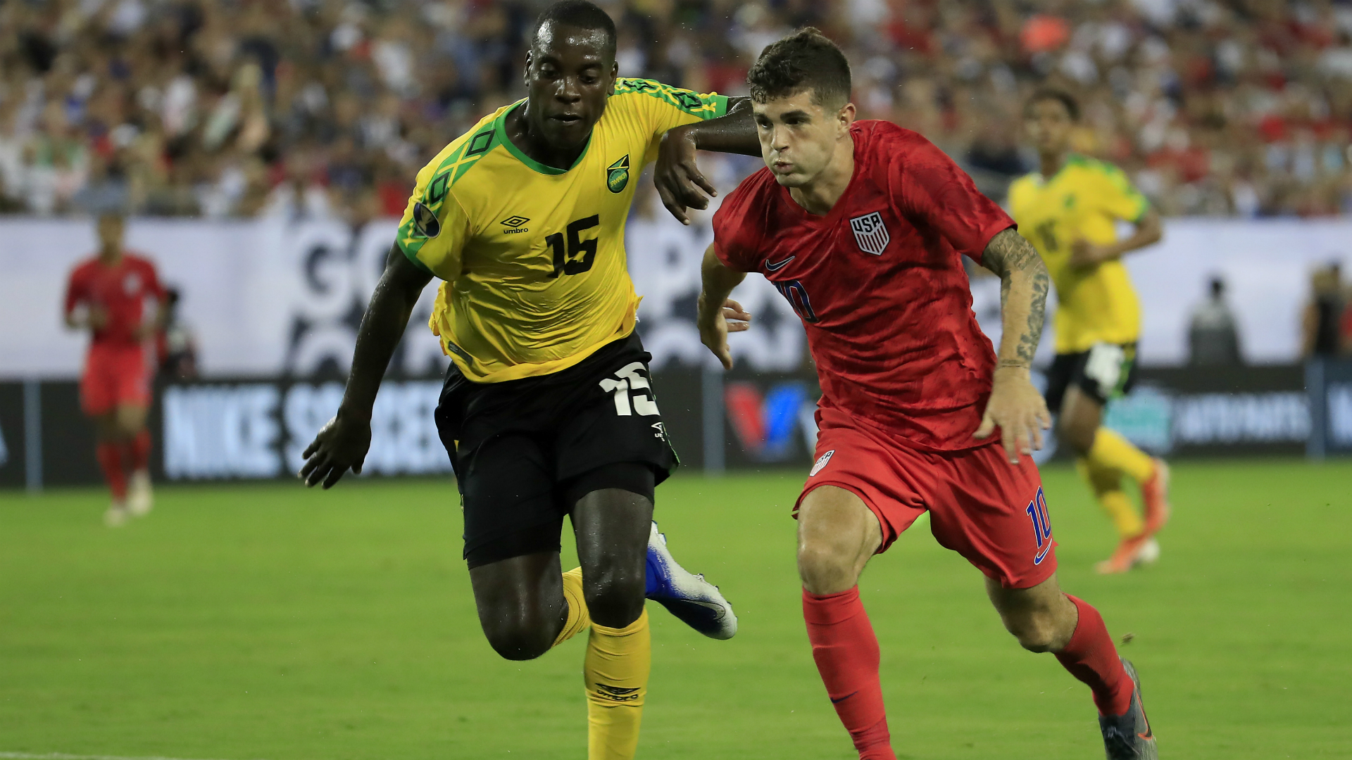 CONCACAF Gold Cup: Christian Pulisic leads United States into final against Mexico