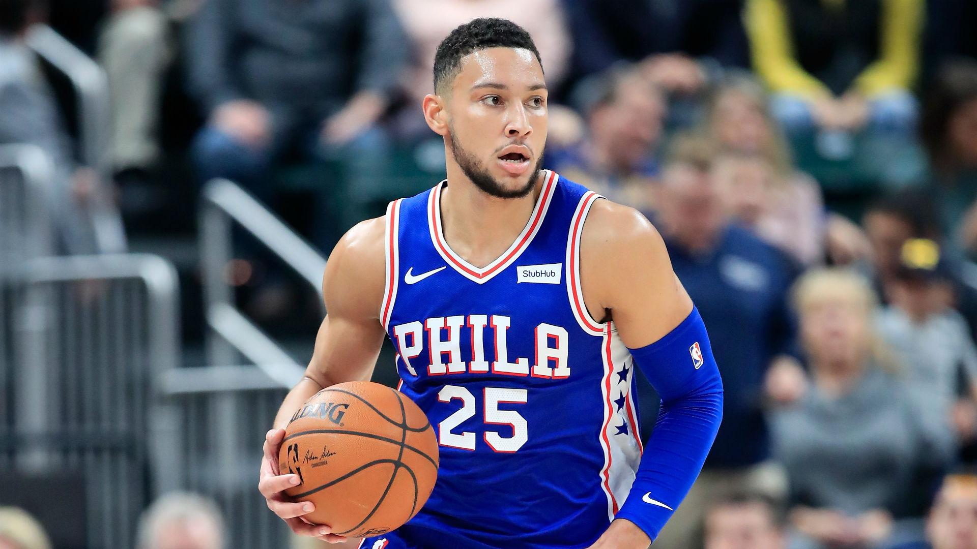 76ers sign Ben Simmons to max five-year extension