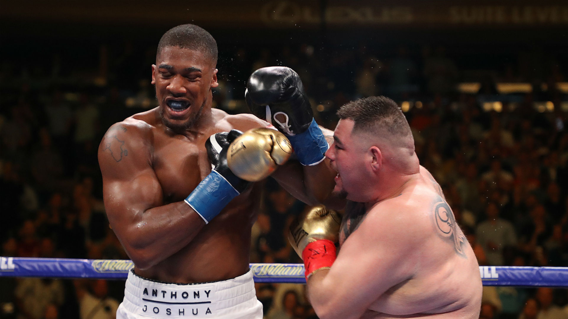 Ahead of Anthony Joshua rematch, Andy Ruiz Jr. wants more than '15 minutes of fame'