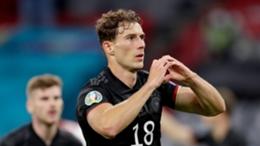 Germany midfielder Leon Goretzka