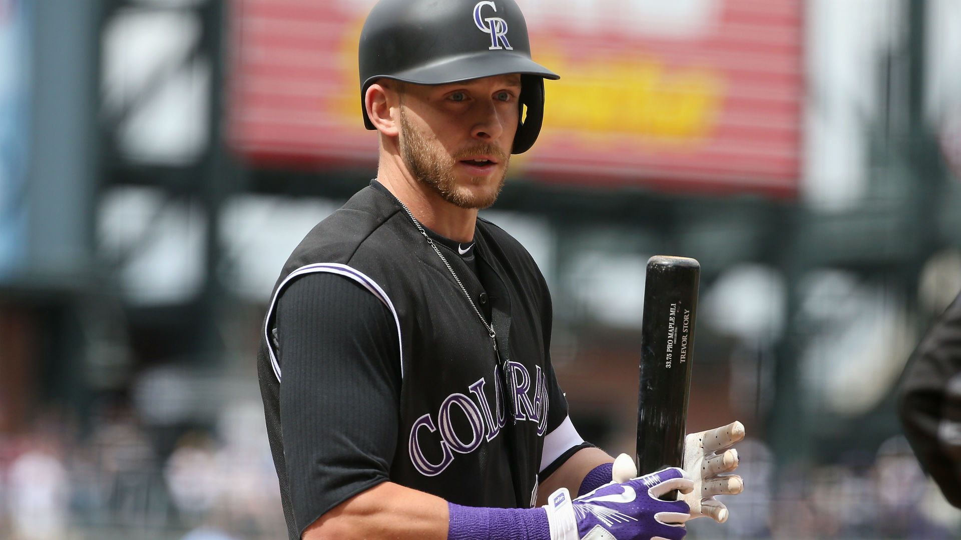 rockies trevor story hopeful to only miss a few