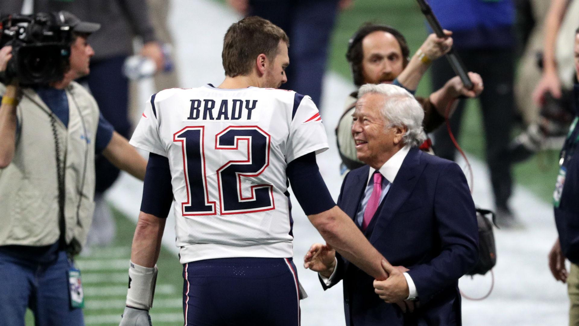 """Los patriotas agradecen a Tom Brady en un elegante anuncio en el periódico de Tampa: """"Tienes uno genial"""" 2"""