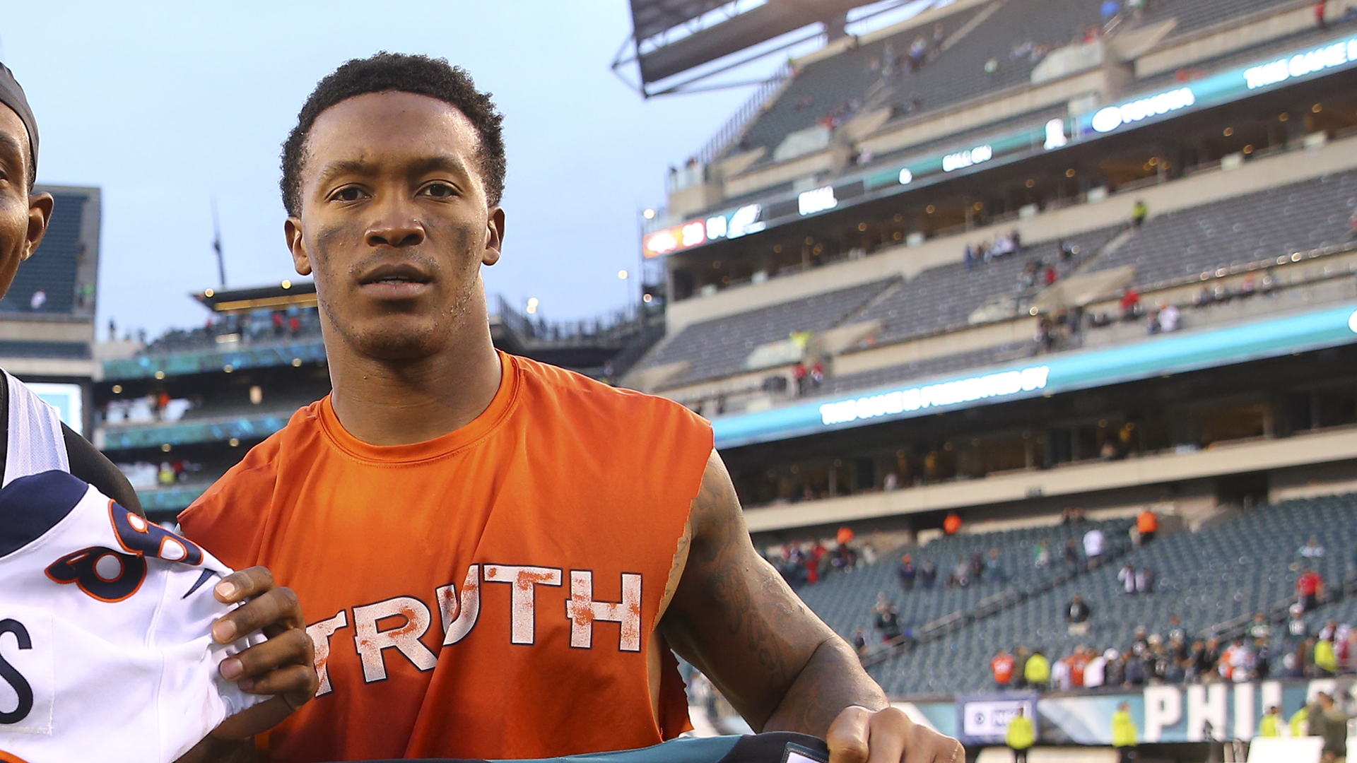 Patriots intend to re-sign Demaryius Thomas, reports say