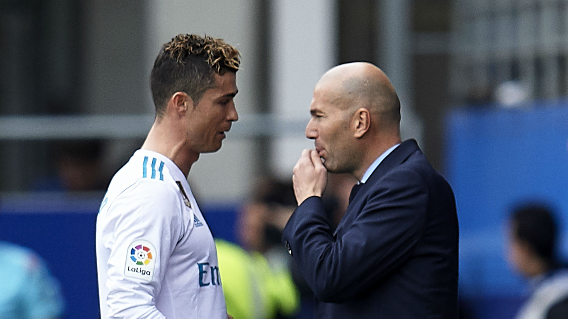 Ex-Real Madrid chief reveals why Zinedine Zidane left the club