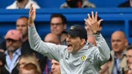 Thomas Tuchel attempted to rally his Chelsea side