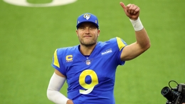 Matthew Stafford after the Rams' win over the Lions
