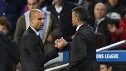 Luis Enrique wishes to see Pep Guardiola take over as Spain coach