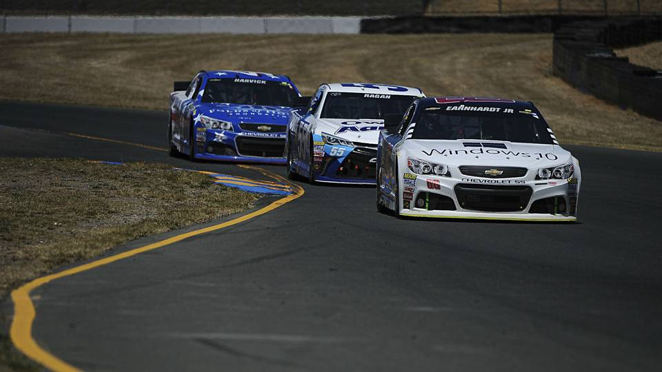 NASCAR at Sonoma: TV schedule, standings, qualifying drivers for Toyota/Save Mart 350