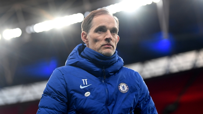 Chelsea boss Thomas Tuchel is under contract until the end of next season