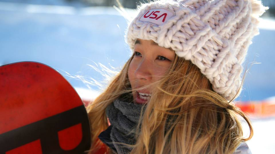 Chloe Kim admits she broke ankle, needs surgery