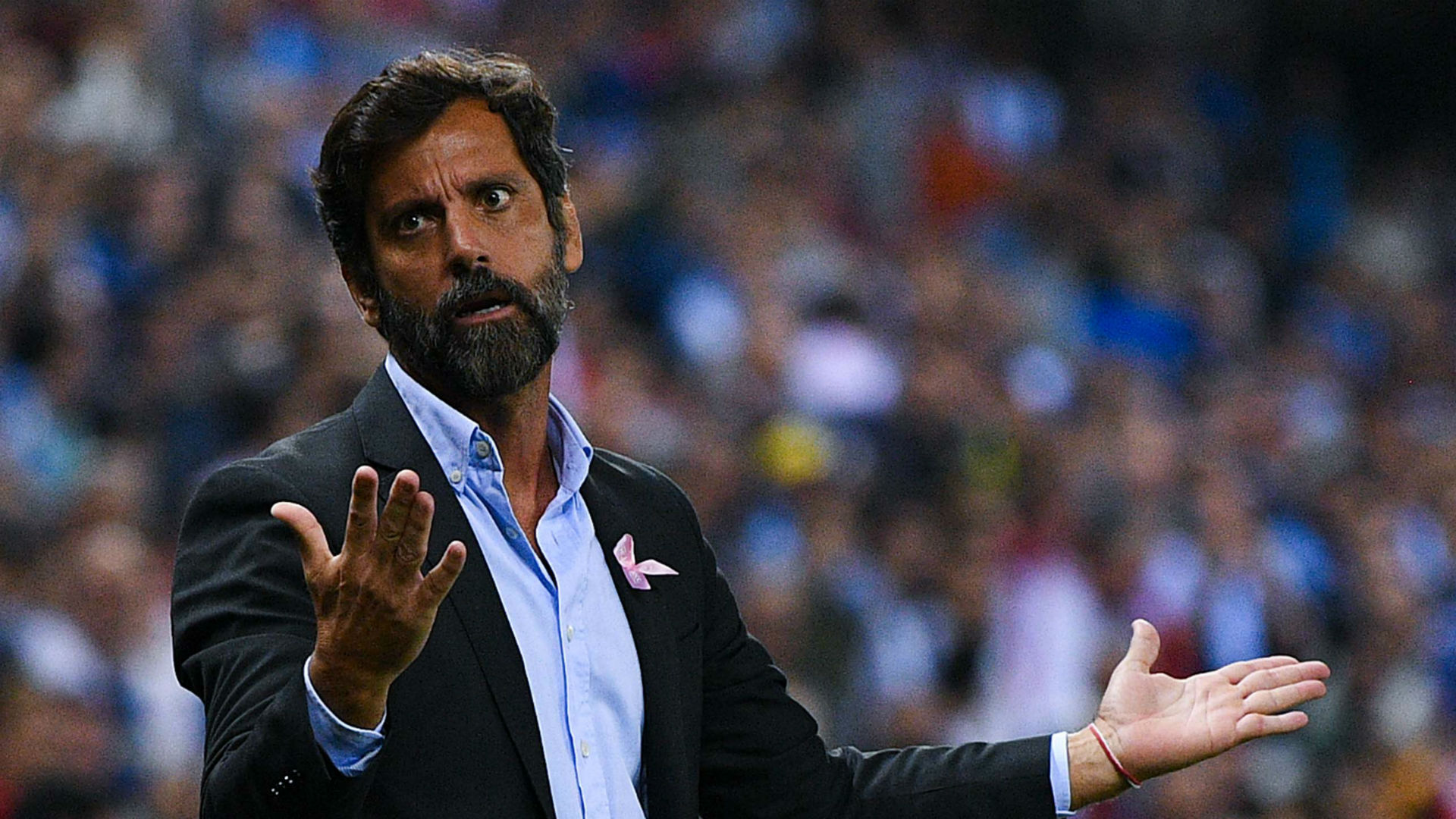 Espanyol boss Quique Sanchez Flores turns down move to Stoke City