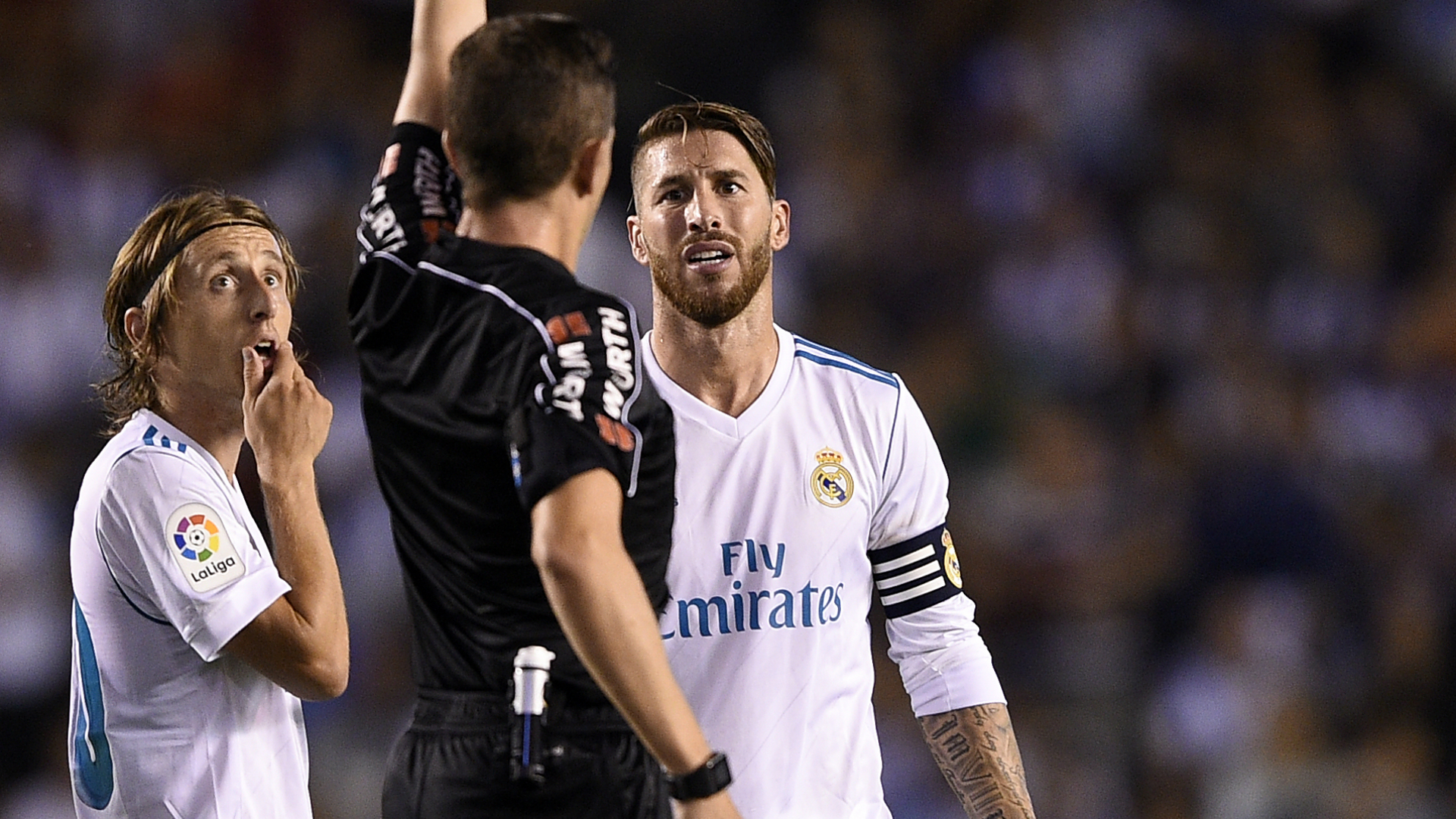 Deportivo 0-3 Real Madrid: Match Report and Player Ratings