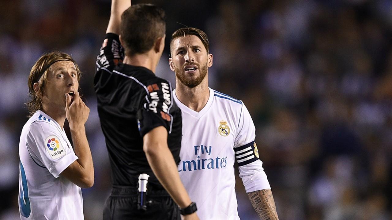 La Liga news Sergio Ramos highlights hostility towards Real