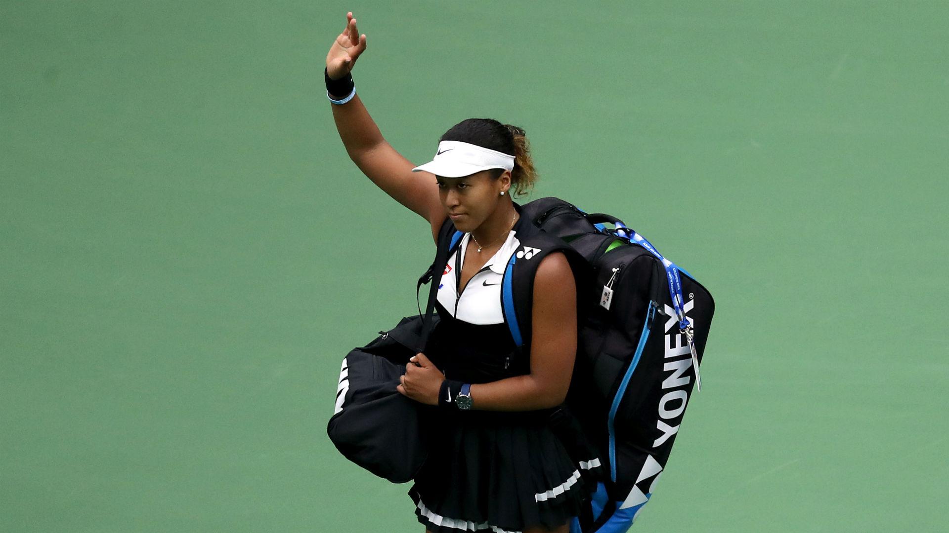 U.S. Open 2019: Naomi Osaka focusing on 'steps taken as a person' after Belinda Bencic defeat