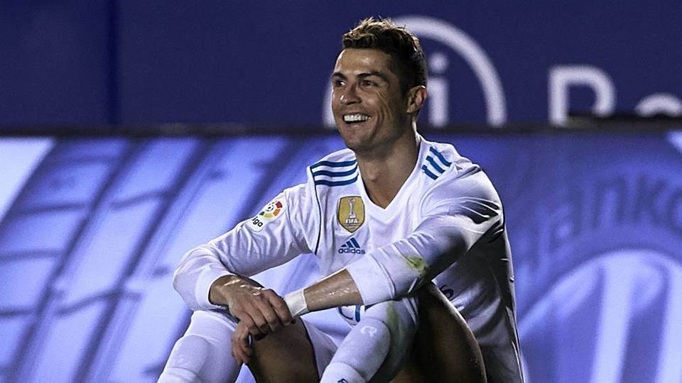 Real Madrid boss Zidane explains Ronaldo substitution
